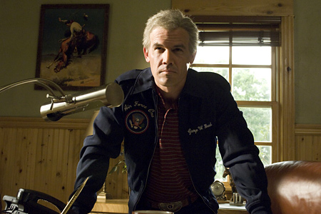 1 «Буш» (2008)